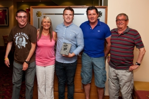 Clive, Paula, Dean, Paul and Dillwyn.