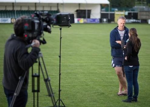 NZ TV Crew